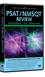 PSAT-NMSQT Review DVDs