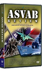ASVAB Review DVDs
