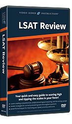 LSAT Review DVDs