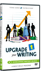 Upgrade Your Writing: Overcoming Writer's Block