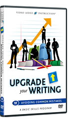 Upgrade Your Writing: Avoiding Common Mistakes