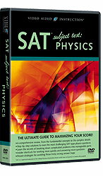 SAT Subject Test Physics DVDs