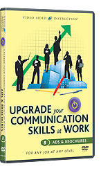Upgrade Your Communications Skills at Work: Ads & Brochures