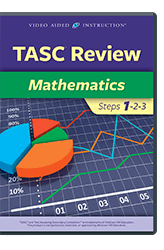 TASC Review: Mathematics Steps 1-2-3