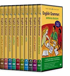 English Grammar DVDs